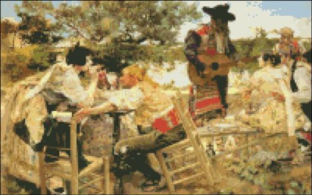 Valencian Scene