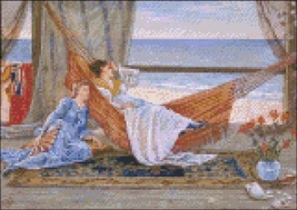 In the Beach House