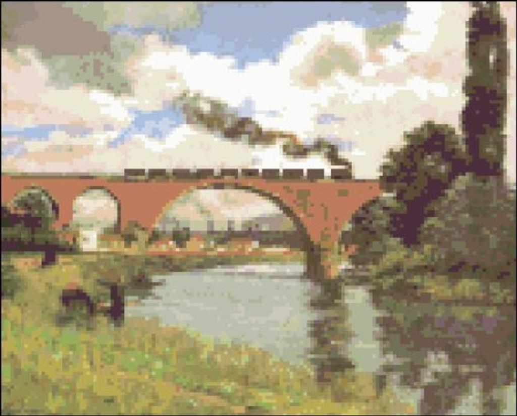 Bridge Over the Marne