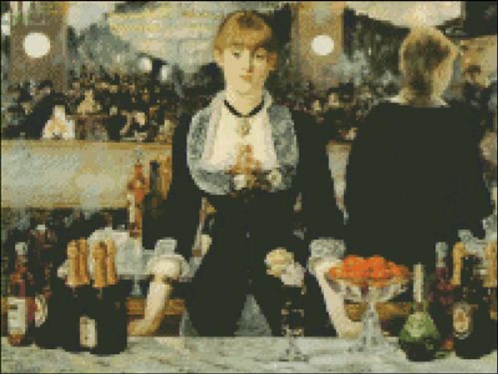 Bar at Folies-Bergeres
