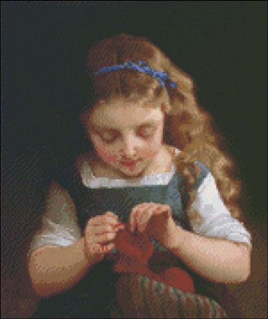 Careful Stitch