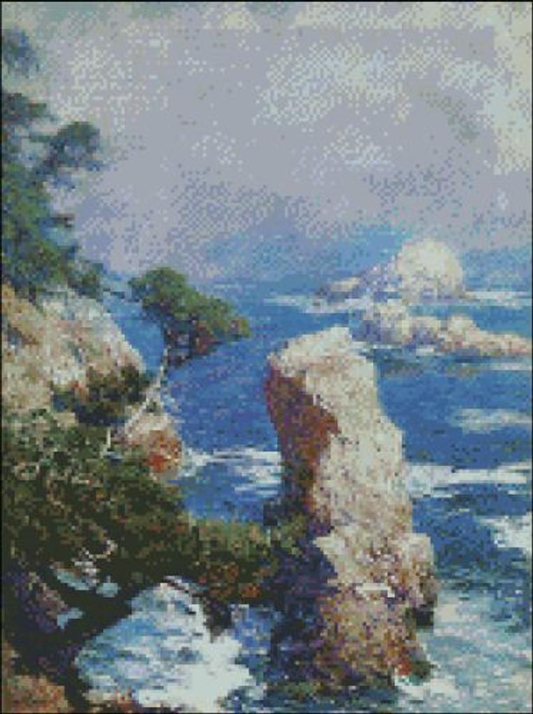 Mist Over Point Lobos