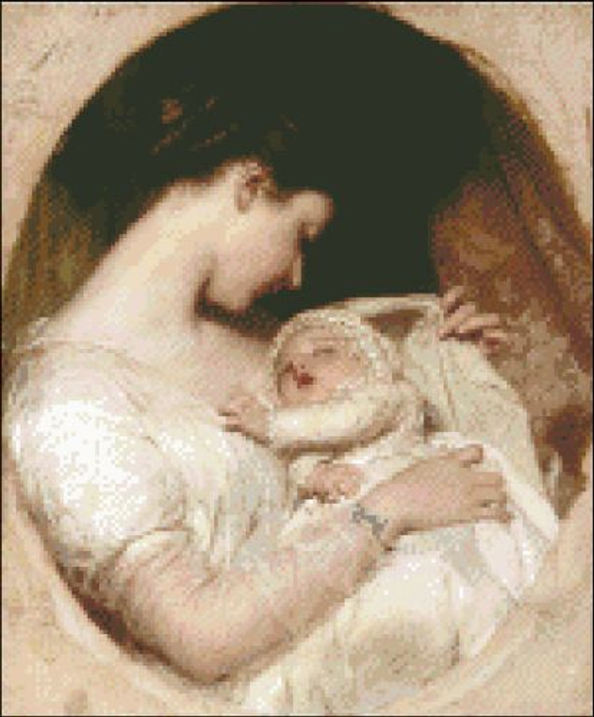 Elizabeth and Child