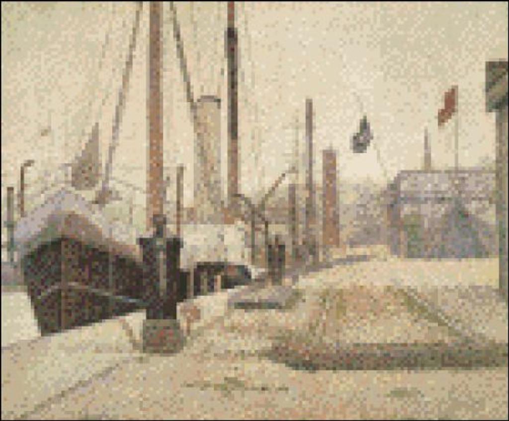 La Maria at Honfleur