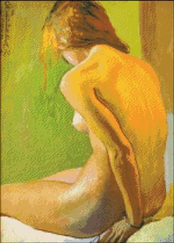 Nude Shoulders