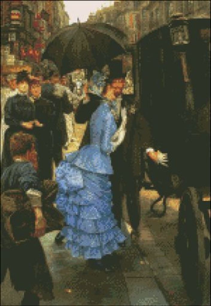 Bridesmaid by Tissot
