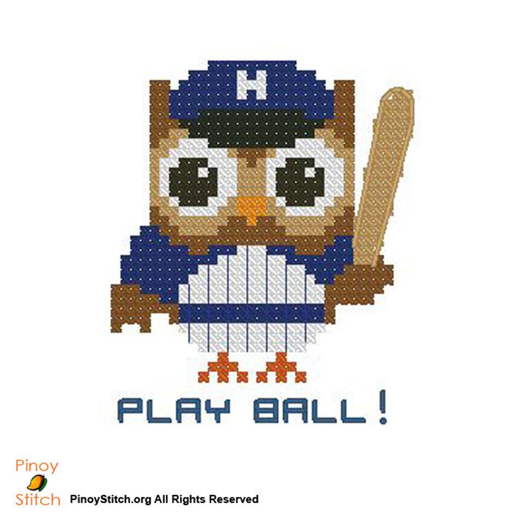 Hootie Baseball Let's Play Ball
