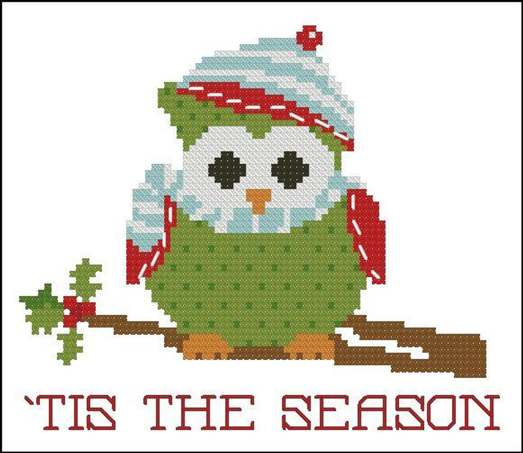 Christmas Hootie 001 'Tis the Season