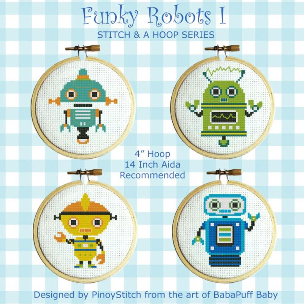 Funky Robot I