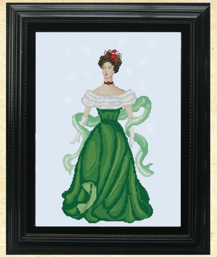 Victoria's Christmas Victorian Fashion