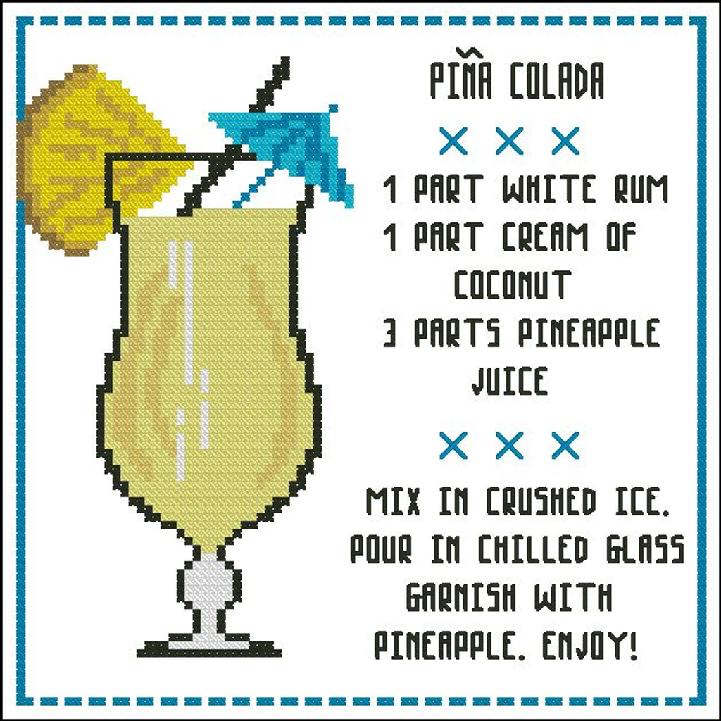 Cocktail: Pina Colada