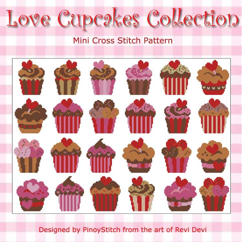Love Cupcakes Gigantic Collection