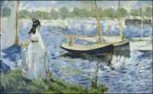 Banks of Seine at Argenteuil