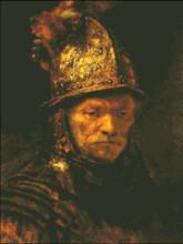 Man with Golden Helmet