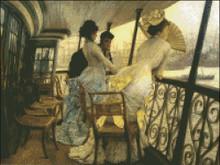 Gallery of H.M.S. Calcutta