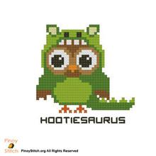 Hootie Dino Hootiesaurus