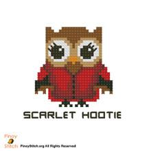Hootie Super Hero Scarlet Witchy