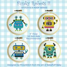 Funky Robot II