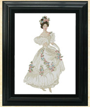 Mlle. Colette Victorian Fashion Chart