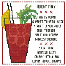 Cocktail: Bloody Mary