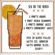 Cocktail: Sex on the Beach