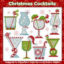 Christmas Cocktails Mini Sampler