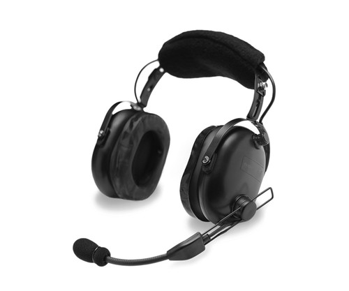 Flightcom 5DX Classic Aviation Headset