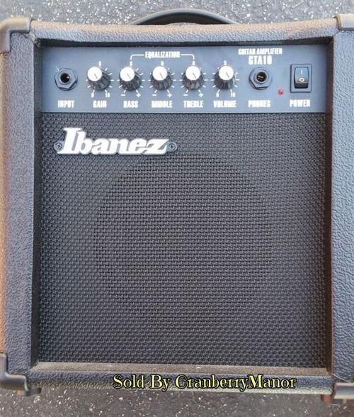 Ibanez GTA Series GTA10 Guitar Combo Amp