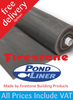 Firestone PondGard Pond Liners 1mm 12 Ft (3.66m) Wide