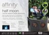 Blagdon Affinity Half Moon Living Feature Pool