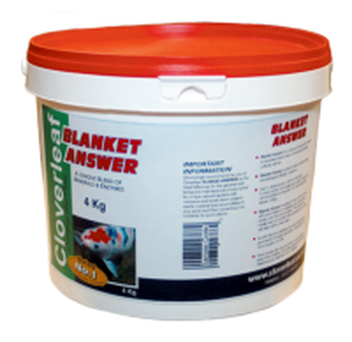 Cloverleaf Blanket Answer 4Kg