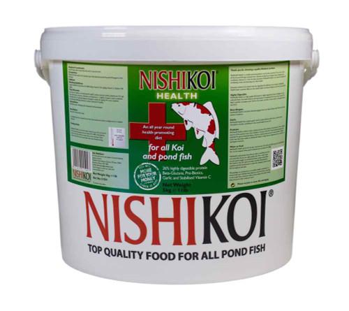 Nishikoi Health 5kg Fish Food
