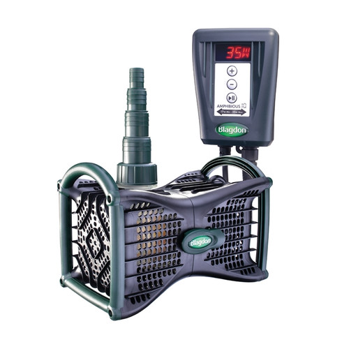 Blagdon Amphibious IQ 4500-9000  Energy Saving Pond Pump