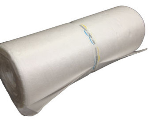 Heavy Weight Pond Liner Underlay - 2 Metres Wide - Price per Linear Metre