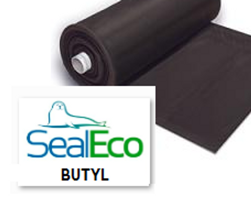Butyl Pond Liner 5 metre roll