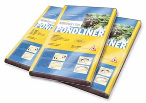 Gordon Low PVC Pond Liner 4 x 4m