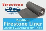 firestone-pondgard-Rubber Pond Liner