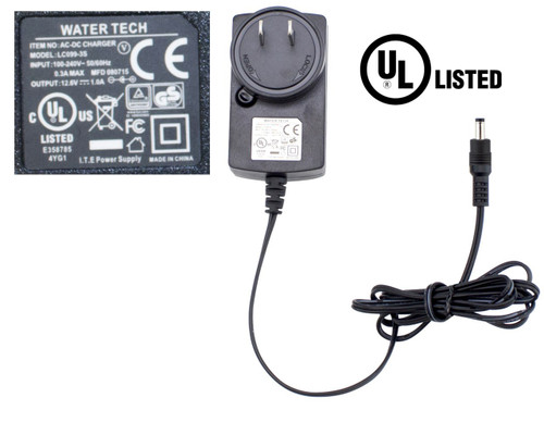 LC099-3S-US-EU - LITHIUM Wall Charger for Max Li,Max Li CG, Max Li HD, Millennium Li, iVac 350 Li, Volt FX-8 Li-without adapter