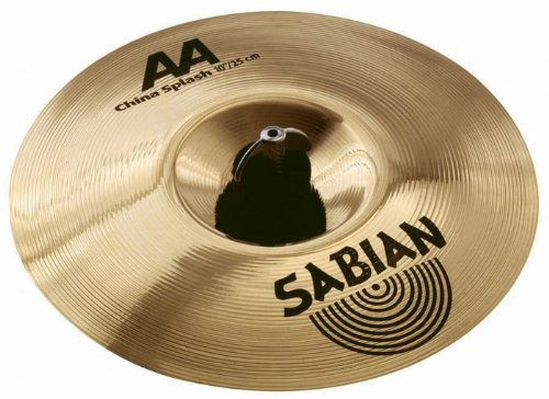 "Sabian  8"" CHINA SPLASH AA BR"