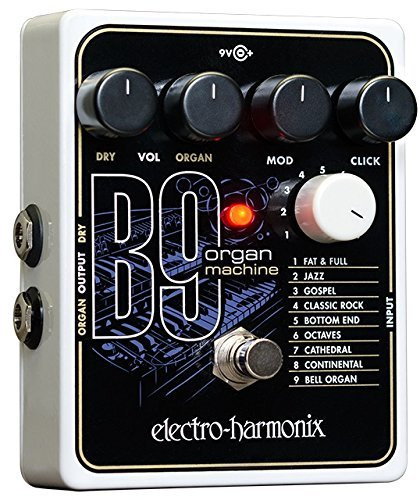 Electro Harmonix B9 Organ Machine, 9.6DC-200 PSU included