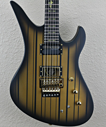 Schecter Synyster Custom-S Satin Gold Burst (B-Stock)