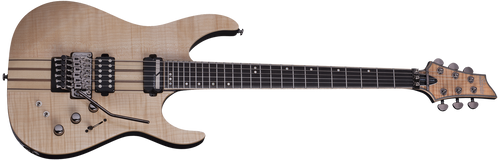 Schecter BANSHEE ELITE-6 FR-S Gloss Natural
