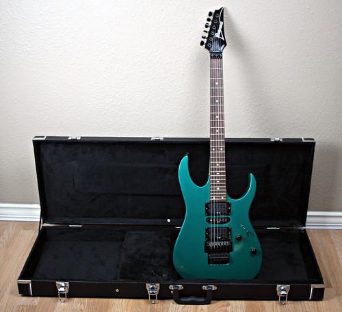 Ibanez RG470 Emerald Green Guitar MIJ w/HSC