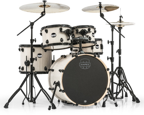 Mapex Mars 5-Piece Fusion Shell Pack Bonewood