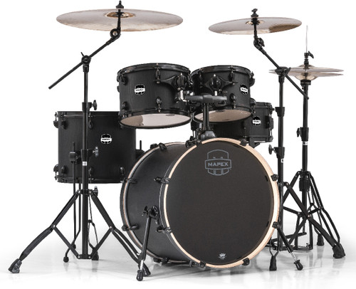Mapex Mars 5-Piece Fusion Shell Pack Nightwood