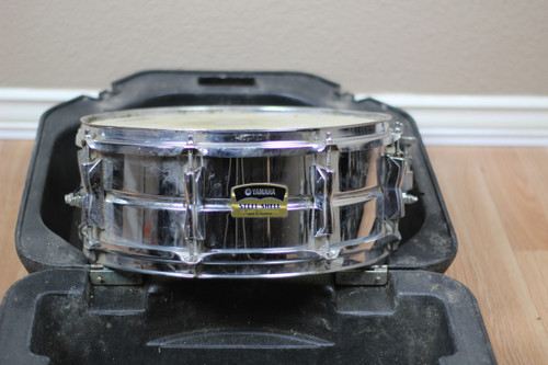 Yamaha Used Student Snare Drum w/CB700 Hard Case