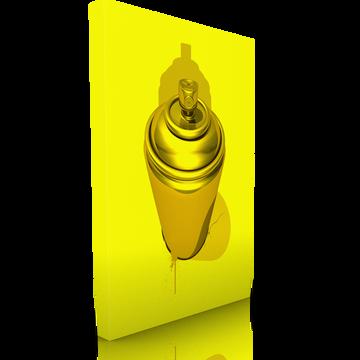 CMYK Yellow