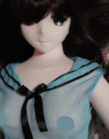Nami - Step Sister (fabric doll) 158 cm/5.2 ft