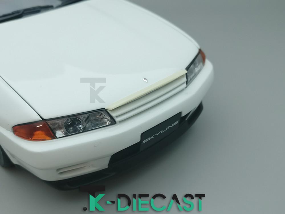Nissan Skyline R32 N1 Hood Lip