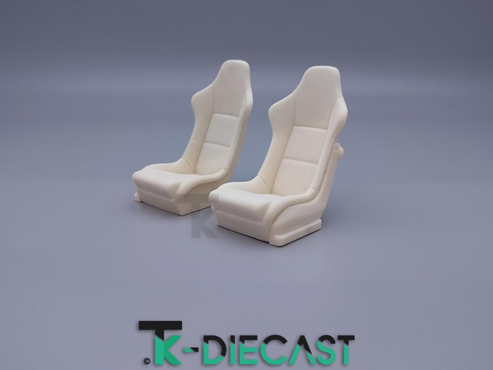 Seat Type 020 - BMW E46 M3 CSL set